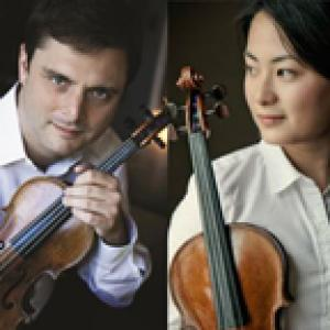 Ara Gregorian and Hye-Jin Kim