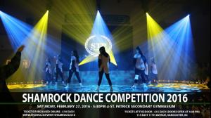 Shamrock Dance Competition 2016