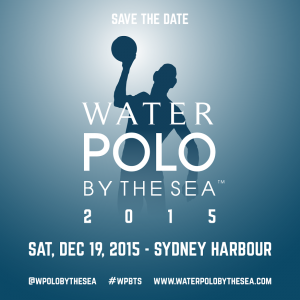 Water Polo by the Sea, Sydney Harbour AUS v ITA