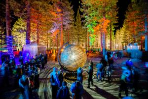 SnowGlobe 2015 from Novato (12/28)