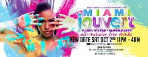 Miami Jouvert - FESTIVAL OF PAINT!