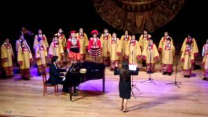 Peruvian Children's Choir