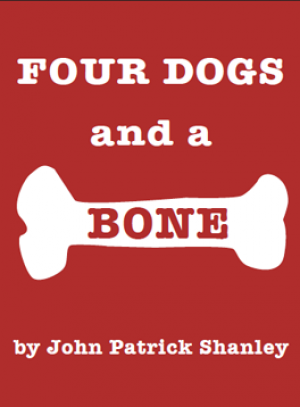 Four Dogs and a Bone