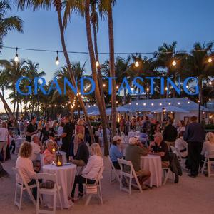 Sunset on the Harbor~Grand Tasting~Dockside on the Beach
