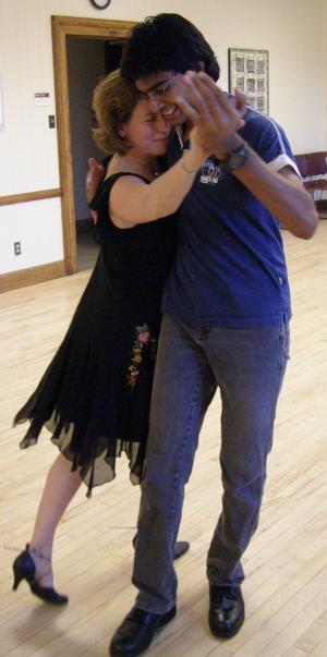 Argentine Tango with Valerie Williams