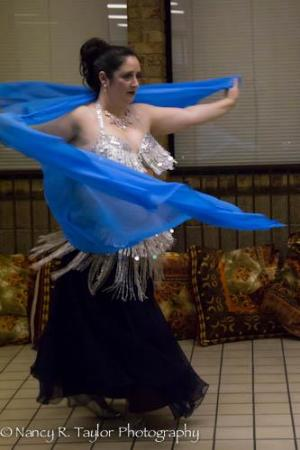 Belly Dance Class with Shiara