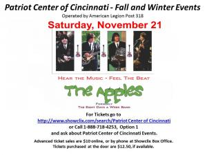 Cancelled - The Apples Band - Beatles Tribute Show