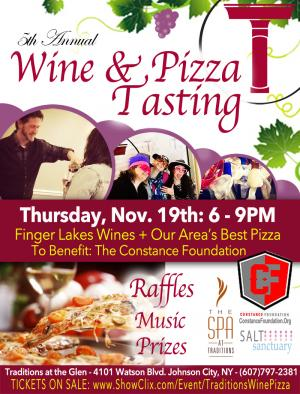 Traditions Wine & Pizza Tasting