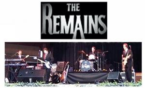 The Remains Band December Dance