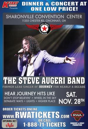 The Steve Augeri Band