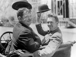 Laurel and Hardy Silent Films w/ Live Music