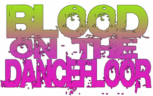 Blood on the Dancefloor at The Ritz Detroit 11/20