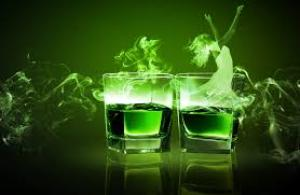 """DEATH IN THE AFTERNOON"" Absinthe"