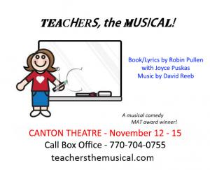 Teachers, the Musical!