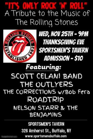 Its Only Rock N Roll Tribute To The Rolling Stones