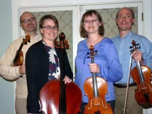 The New Geostrophic String Quartet