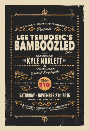 Bamboozled: Magic with Lee Terbosic & Kyle Marlett