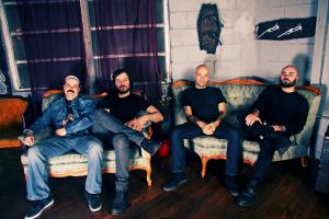 Torche, Jeff Carey, Day Old Man at The Wooly