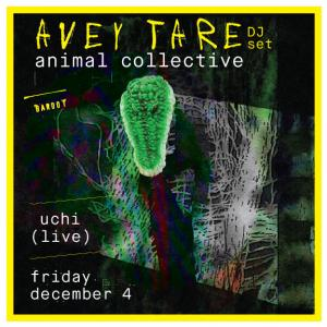 Avey Tare | Animal Collective DJ Set| 12.4