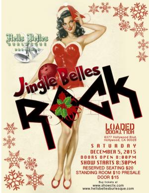 Hells Belles Presents: Jingle Belles Rock