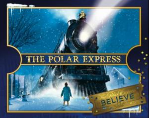 Polar Express kids Christmas Party