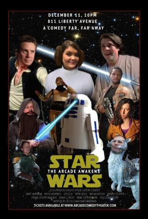 Star Wars: The Arcade Awakens