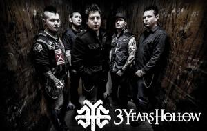 Three Years Hollow