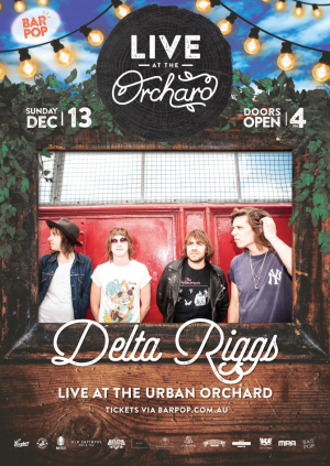 Delta Riggs Live At The Orchard