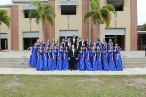 Martin County High School's OPUS Holiday Concert