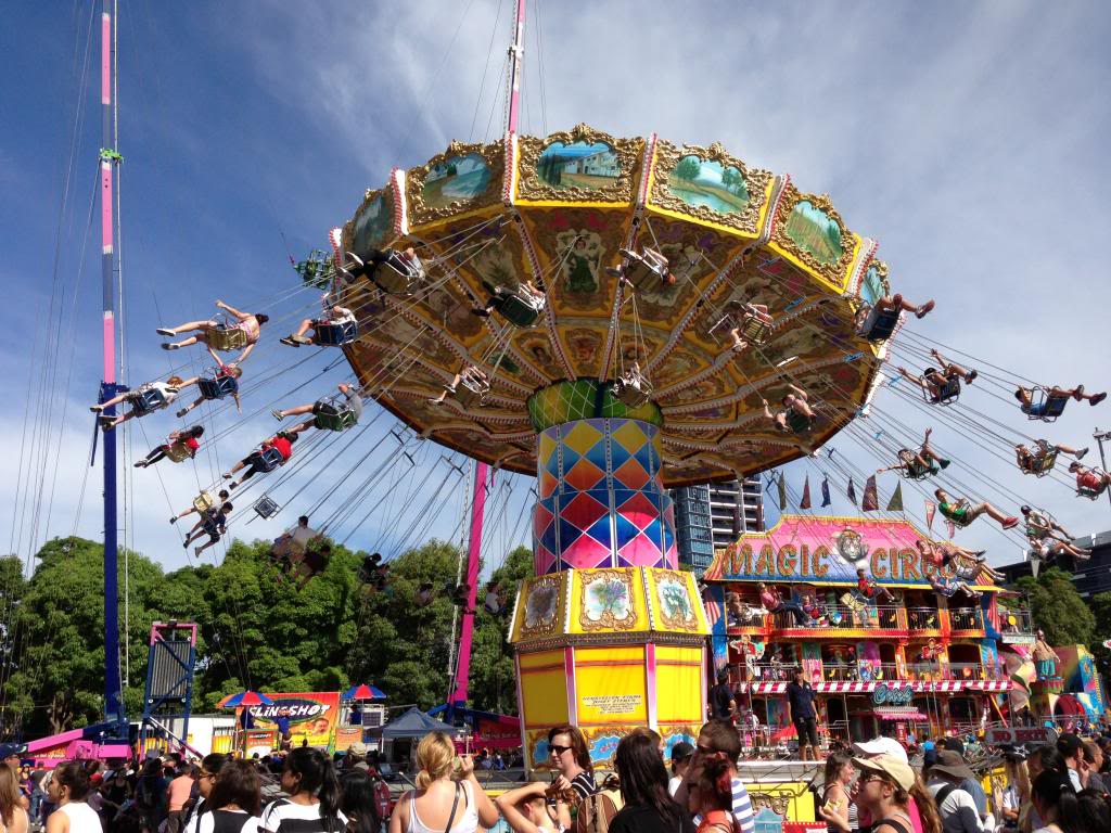 Tickets For Royal Easter Show In Olympic Park From Unilodge
