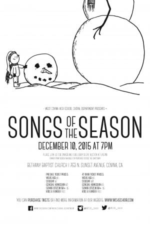 Winter Concert - Sounds of the Season