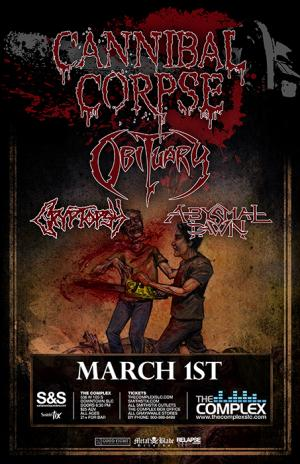 The Noise Presents: Cannibal Corpse