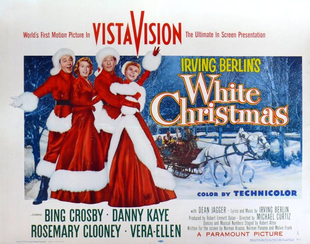 Image result for white christmas movie poster