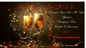 New Year's Eve @ Local 16