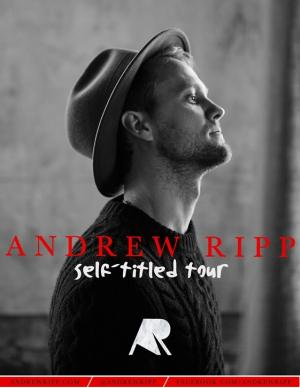 Andrew Ripp – Self-Titled Tour