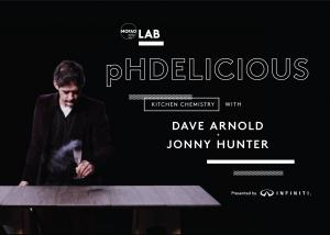 pHDelicious: Kitchen Chemistry with Dave Arnold