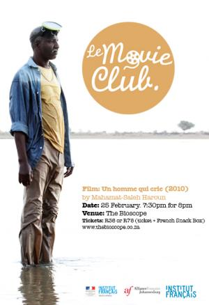 Le Movie Club Presents: UN HOMME QUI CRIE