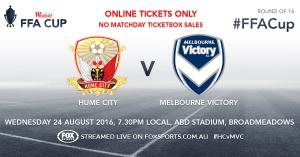 HUME CITY Vs MELBOURNE VICTORY