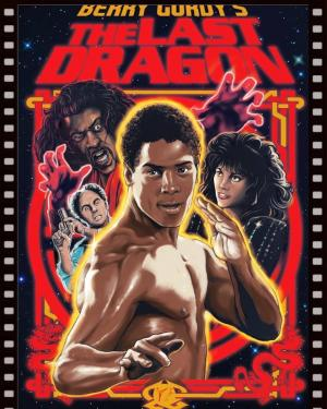 THE LAST DRAGON with Taimak in Person!