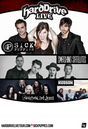 HardDRIVE Live 2016 with Sick Puppies