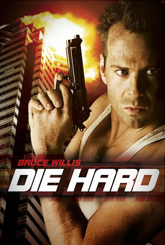Image result for die hard poster