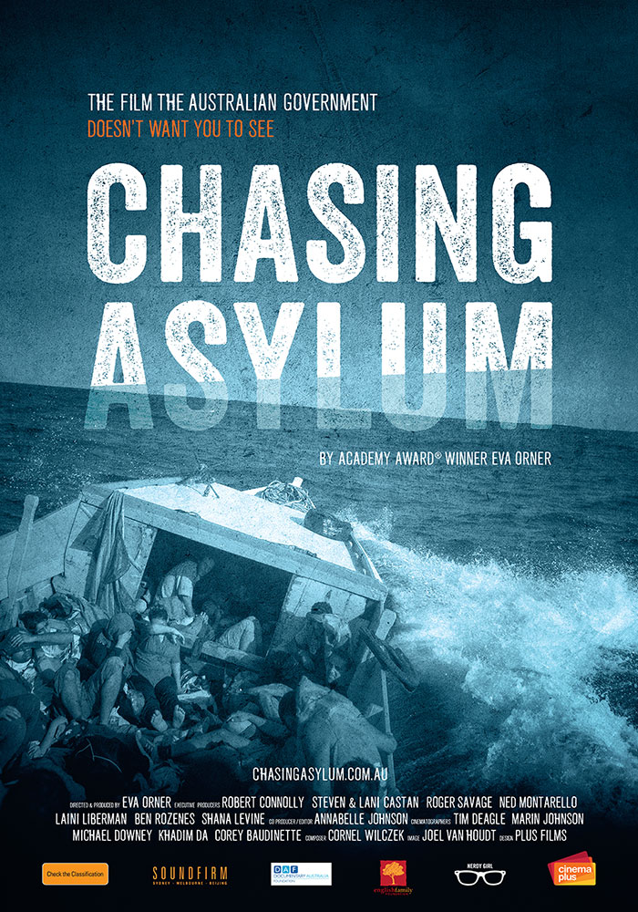 """Chasing Asylum"" - Asylum Seekers on Boat"
