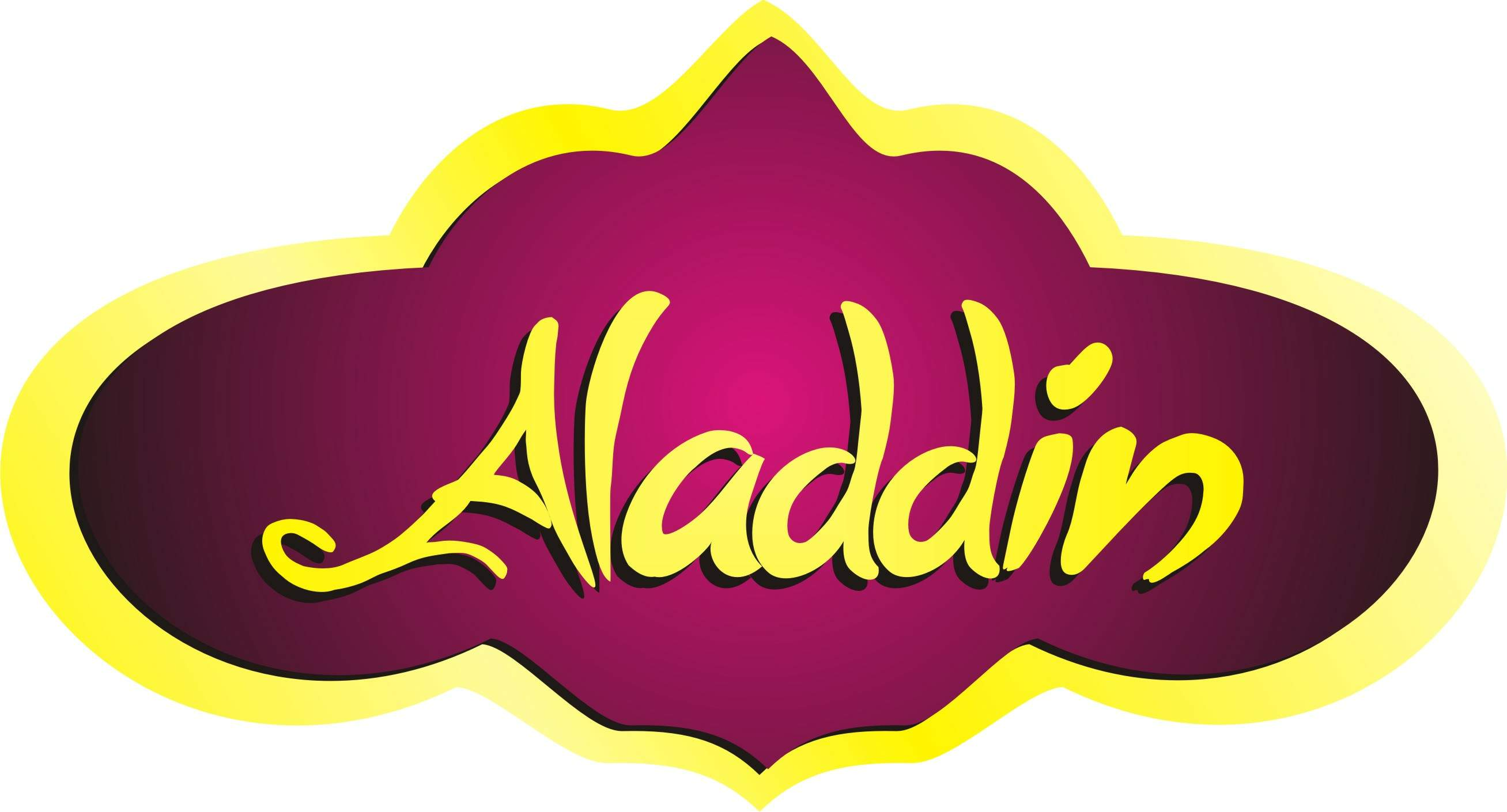 Tickets for Aladdin in West Hollywood from ShowClix for Aladdin Logo Vector  28cpg