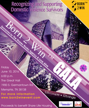 Born 2 Win 3rd Annual Fundraiser & Gala