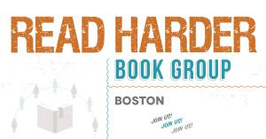 Read Harder Book Group - Boston, MA