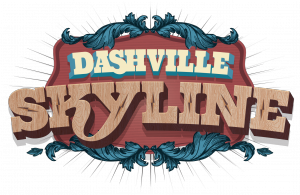 Dashville Skyline - Cosmic Country Weekender