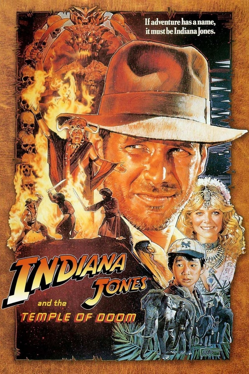 tickets for indiana jones and the temple of doom in