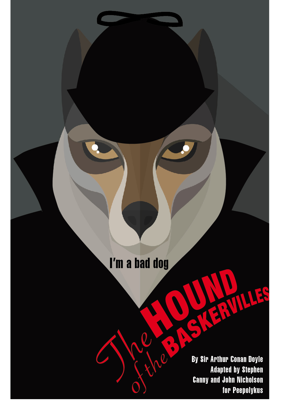 the hound of the baskervilles play pdf