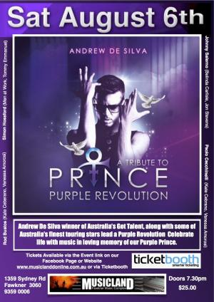 The Prince Revolution with Andrew Di Silva