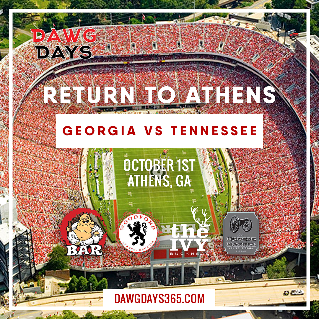 Tickets for GEORGIA vs. TENNESSEE | 10.01.16 | Athens, GA ...
